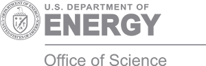logo for United States Department of Energy Office of Science